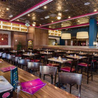 A photo of Paladar Latin Kitchen and Rum Bar restaurant
