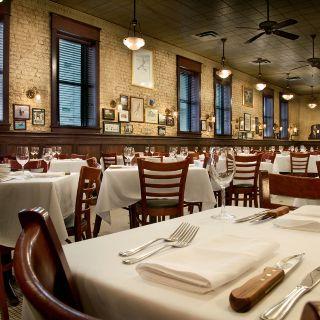 Harry Caray's Italian Steakhouse - Chicago