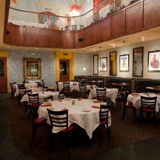 A photo of Texas restaurant