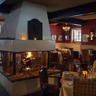 A photo of Restaurant X & Bully Boy Bar restaurant