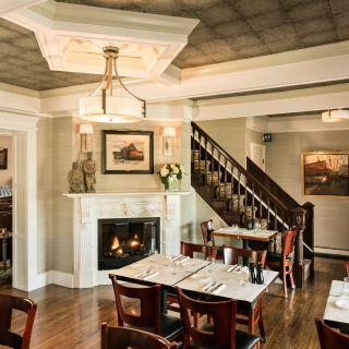 A photo of The Pointe Restaurant restaurant