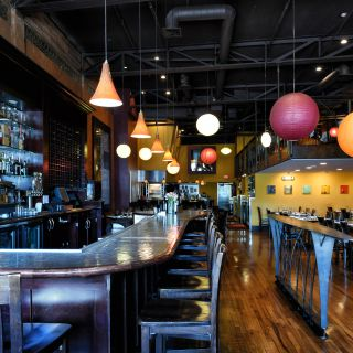 36 Restaurants Near University Of New