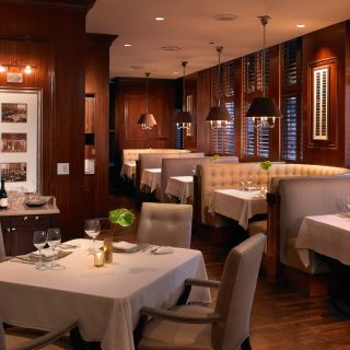 A photo of Grant Grill restaurant