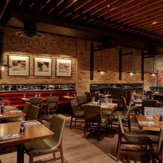 A photo of Paul Martin's American Grill - Turtle Creek, Dallas restaurant