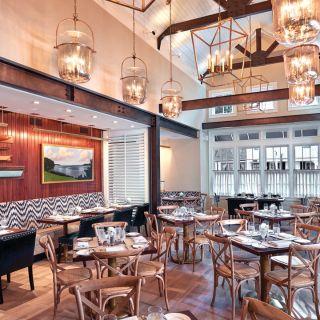 A photo of Sandbar restaurant