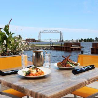 A photo of Silos Restaurant at Pier B restaurant