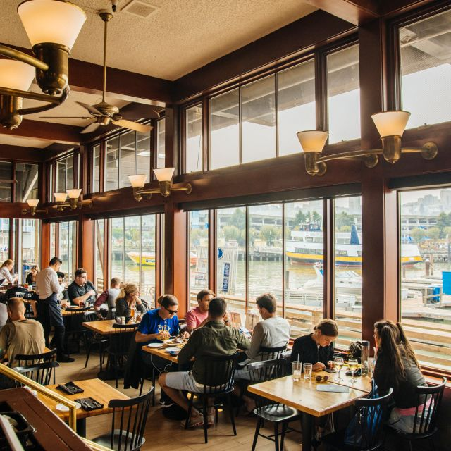 Seafood Restaurant Pier 39 Sf