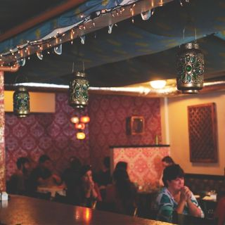 A photo of Gypsy Saloon restaurant