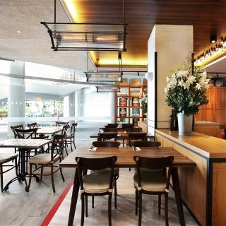 A photo of The Chop House Vivo City restaurant