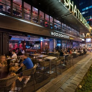 A photo of Wooloomooloo Steakhouse (TST East) restaurant