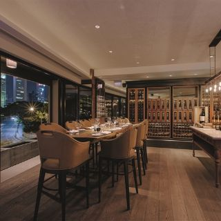 A photo of Wooloomooloo Steakhouse Singapore restaurant