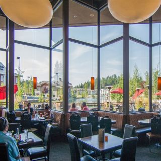A photo of Twigs Bistro and Martini Bar - Wandermere restaurant