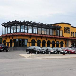 A photo of Santa Lucia Pizza - 4 St Mary's Rd restaurant