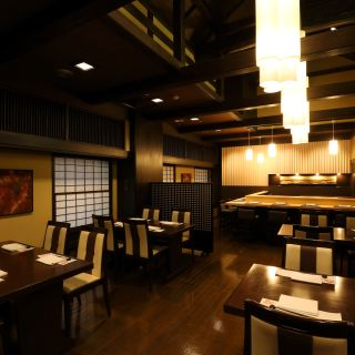 A photo of Sushi House Fuga - The Kiroro a Tribute Portfolio Hotel Hokkaido restaurant