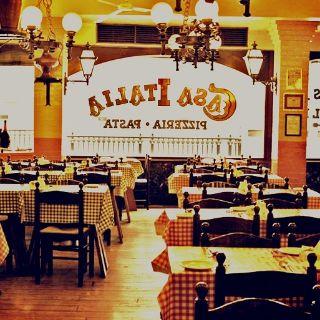 A photo of Casa italia restaurant