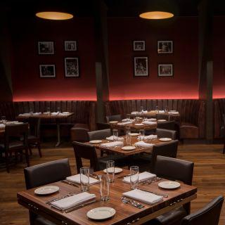A photo of Michael Jordan's Steakhouse-Ilani Casino restaurant