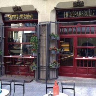 Una foto del restaurante Entrepanes Diaz