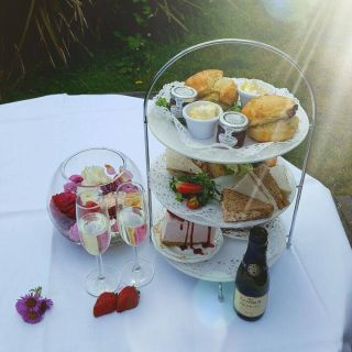A photo of Afternoon Tea @ The Grand restaurant