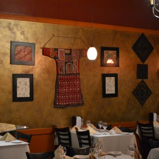 A photo of Batika India Bistro - Novato restaurant