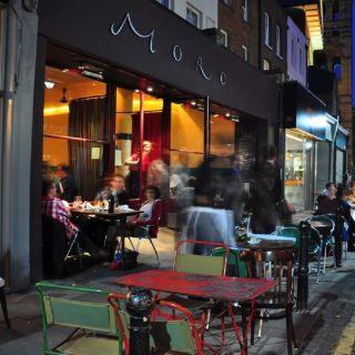 A photo of Moro restaurant