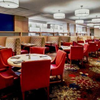 Una foto del restaurante Avenue Grill