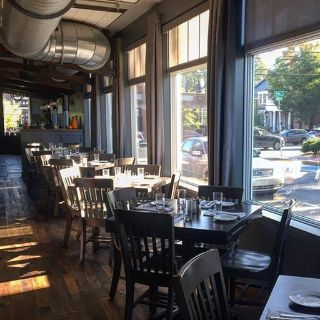 A photo of Avenue Medfield restaurant