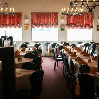 A photo of Gold Mirror Italian Restaurant restaurant