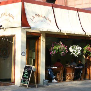 A photo of La Palapa restaurant