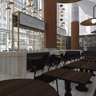 A photo of TGA NYC restaurant
