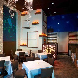 A photo of Element restaurant
