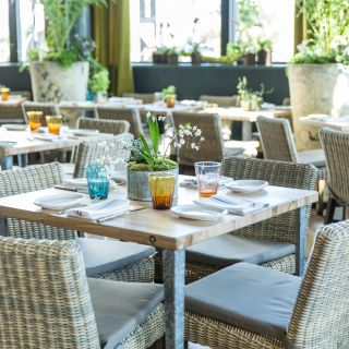 Foto von Terrain Cafe – Palo Alto Restaurant