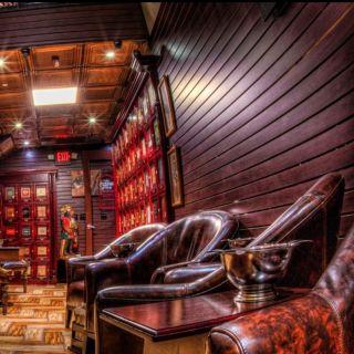 A photo of Vintage Cigar Lounge restaurant