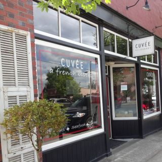A photo of Cuvee restaurant