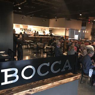 A photo of Bocca Italian Eatery - Rogers restaurant