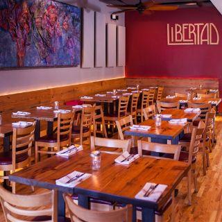 A photo of Libertad restaurant