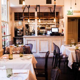 A photo of Osteria Del Mercato restaurant