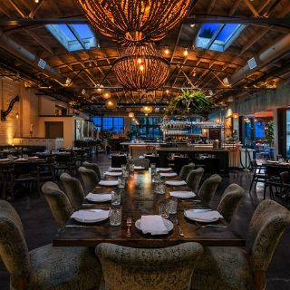 A photo of Herb & Wood restaurant