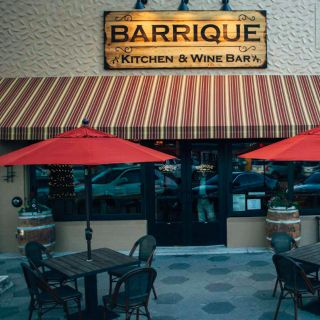 A photo of Barrique restaurant