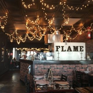 A photo of Flame Pizzeria restaurant