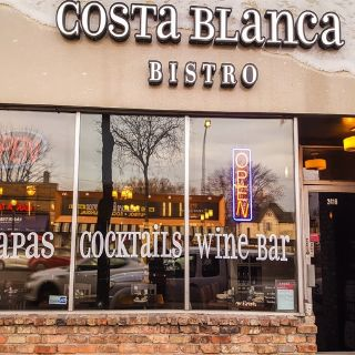 A photo of Costa Blanca restaurant