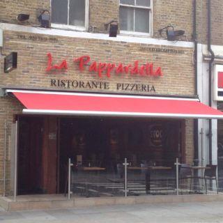 A photo of La Pappardella restaurant