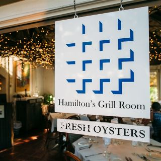 A photo of Hamilton's Grill Room restaurant