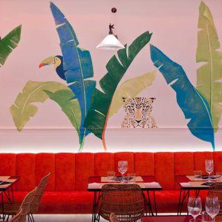 Una foto del restaurante Restaurante Bananas
