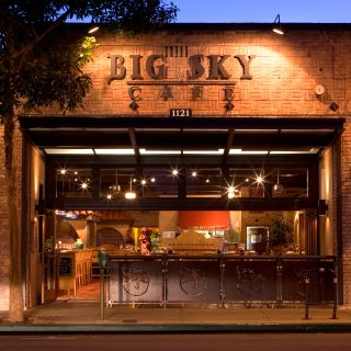A photo of Big Sky Café Inc. restaurant