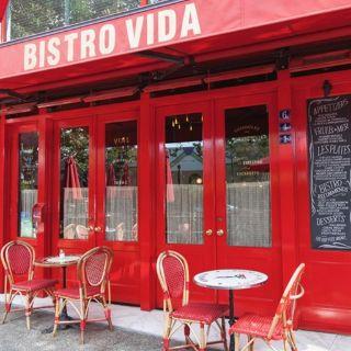 A photo of Bistro Vida restaurant