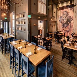 A photo of Ayden Kitchen & Bar restaurant