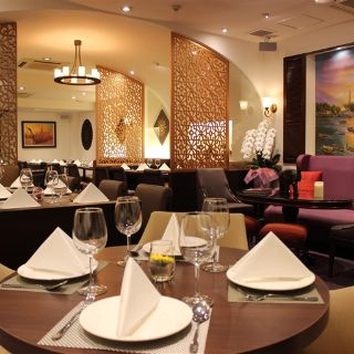 A photo of Ananda Thai restaurant