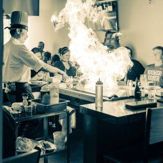 A photo of Hanaya Hibachi Sushi & Asian Fusion restaurant