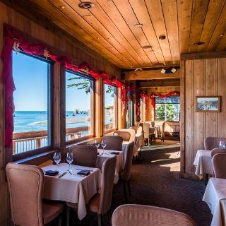 Foto von River's End Restaurant