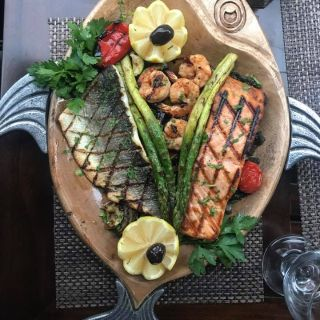 A photo of Sumela Mediterranean Cafe & Grill restaurant